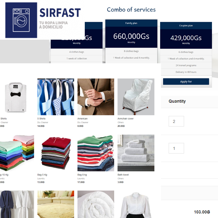 Sirfast - A Project of Ali Softtech