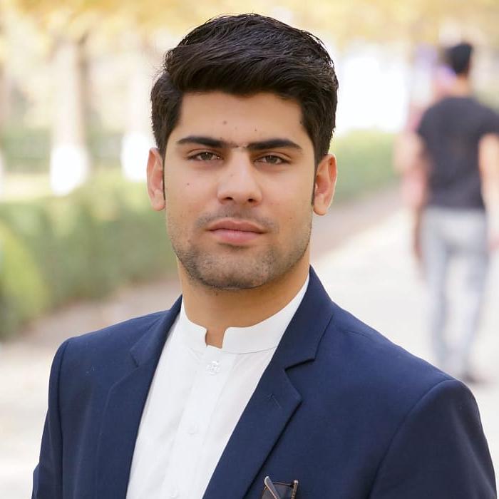 Abbas Hashmat - Ionic Developer at Ali Softtech