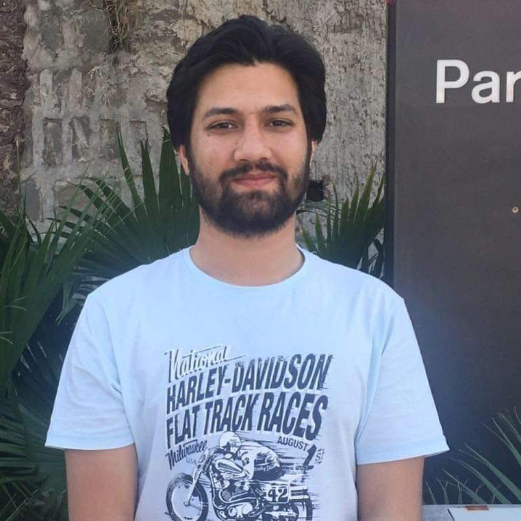 Aizaz Khan - Flutter Developer at Ali Softtech