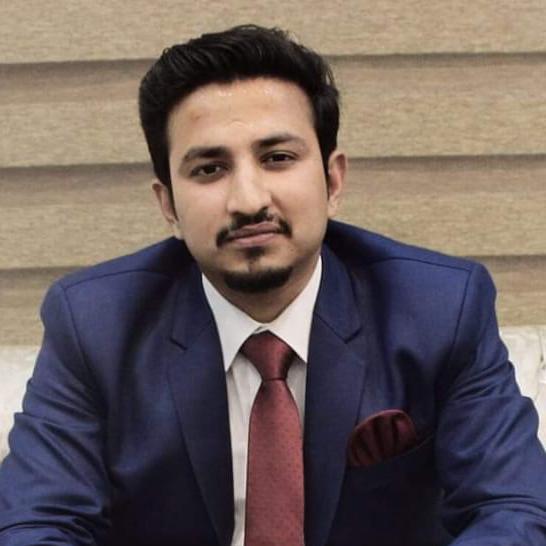 Hamza Kiyani - Ionic Developer at Ali Softtech